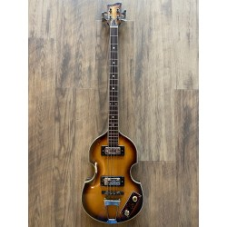 National Violin Bass SUNBURST
