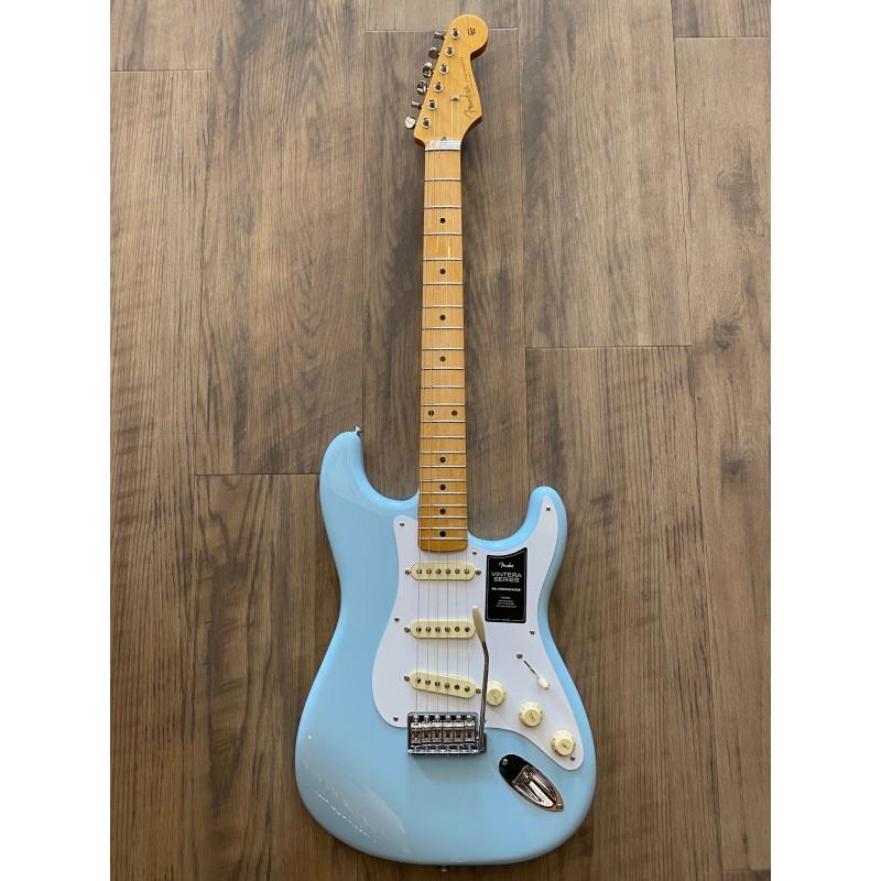 Fender Vintera® '50s Stratocaster®, Maple Fingerboard, Sonic Blue