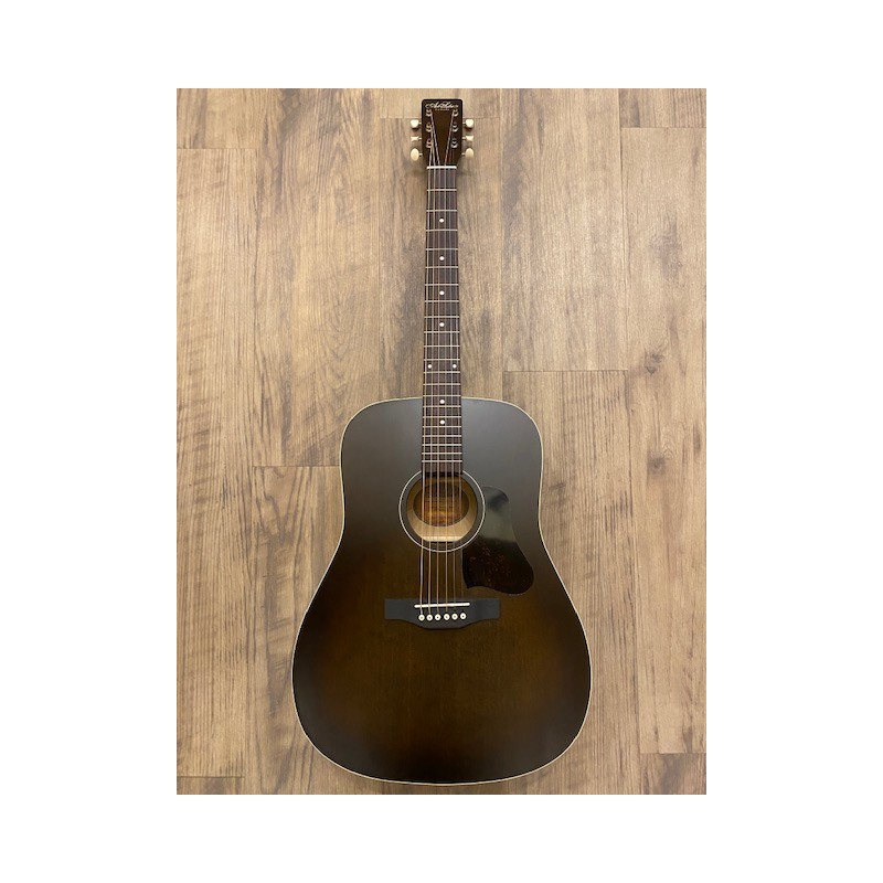 A&L Americana Bourbon Burst - Dreadnought