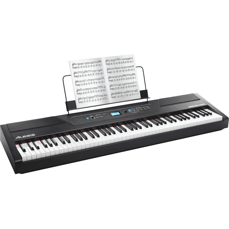 Alesis RECITALPRO 88 notes toucher Hammer Action