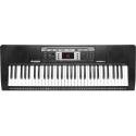 HARMONY61MKII Clavier 61 touches piano, avec stand, banquette, casque et micro