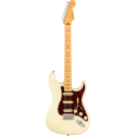 American Professional II Stratocaster® HSS, Maple Fingerboard, Olympic White