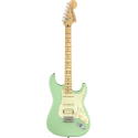 American Performer Stratocaster® HSS, Touche en érable, Satin Surf Green
