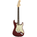 American Performer Stratocaster® HSS, touche en palissandre, aubergine