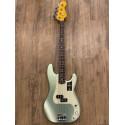 American Professional II Precision Bass®, Rosewood Fingerboard, Mystic Surf Green
