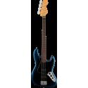 American Professional II Jazz Bass® Fretless, Rosewood Fingerboard, Dark Night