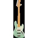 American Professional II Jazz Bass® V, touche en érable, Mystic Surf Green