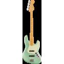 American Professional II Jazz Bass®, Touche en érable, Mystic Surf Green