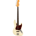 American Professional II Jazz Bass®, Rosewood Fingerboard, Olympic White