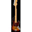 American Professional II Jazz Bass®, touche en érable, 3 couleurs Sunburst