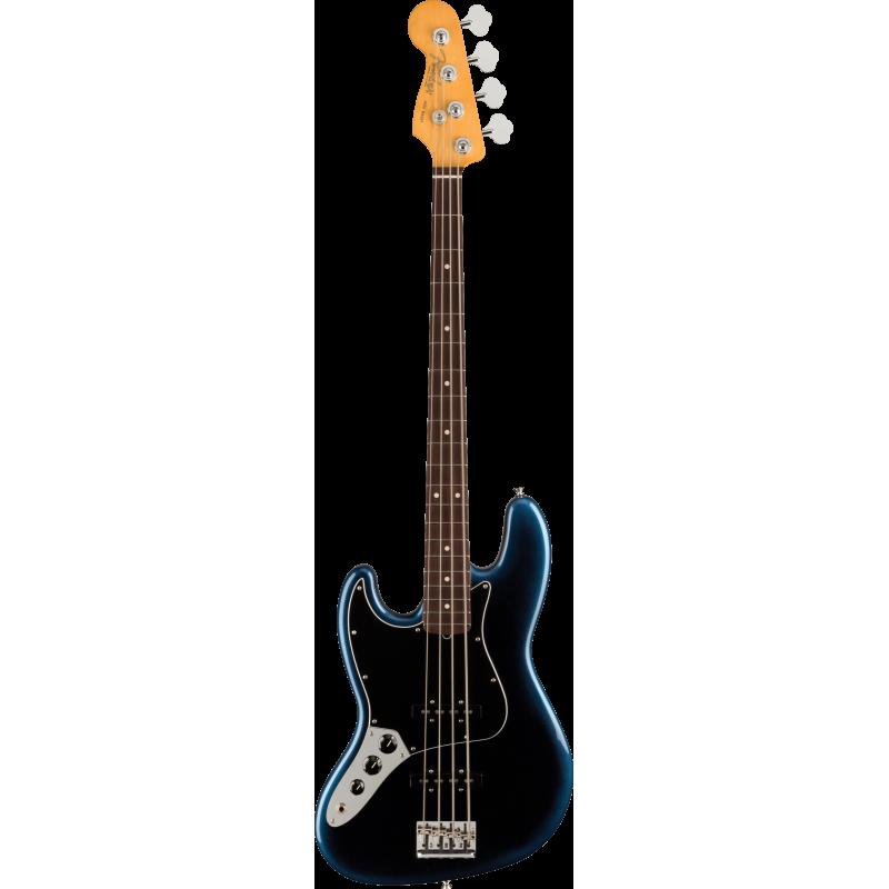 Fender American Professional II Jazz Bass® Left-Hand, Rosewood Fingerboard, Dark Night