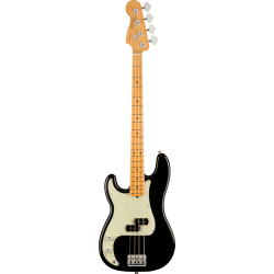 Fender American Professional II Precision Bass® Left-Hand, Maple Fingerboard, Black
