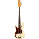American Professional II Precision Bass® Left-Hand, Rosewood Fingerboard, Olympic White