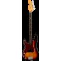 American Professional II Precision Bass® Left-Hand, Rosewood Fingerboard, 3-Color Sunburst
