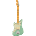 American Professional II Jazzmaster® Left-Hand, Maple Fingerboard, Mystic Surf Green