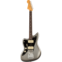 American Professional II Jazzmaster® Left-Hand, Rosewood Fingerboard, Mercury