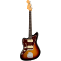 American Professional II Jazzmaster® Left-Hand, Rosewood Fingerboard, 3-Color Sunburst