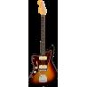 Fender American Professional II Jazzmaster® Left-Hand, Rosewood Fingerboard, 3-Color Sunburst