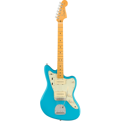Fender American Professional II Jazzmaster®, Maple Fingerboard, Miami Blue