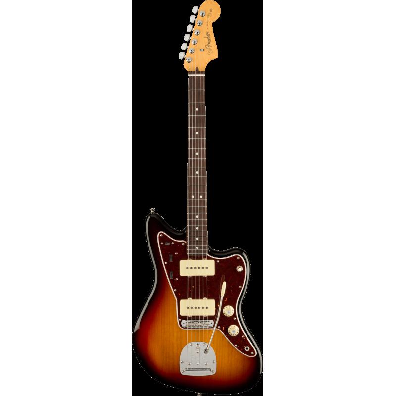 Fender American Professional II Jazzmaster®, touche en palissandre, 3 couleurs Sunburst