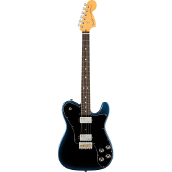 Fender American Professional II Telecaster® Deluxe, touche en palissandre, Dark Night