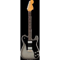 Fender American Professional II Telecaster® Deluxe, touche en palissandre, Mercury