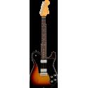American Professional II Telecaster® Deluxe, touche en palissandre, 3 couleurs Sunburst