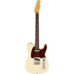 Fender American Professional II Telecaster®, Rosewood Fingerboard, Olympic White