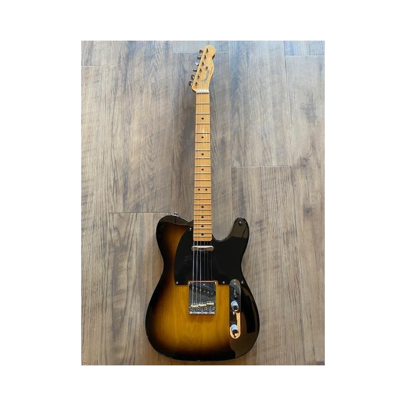 Fender Classic Player Baja Telecaster®, Maple Fingerboard, 2-Color Sunburst