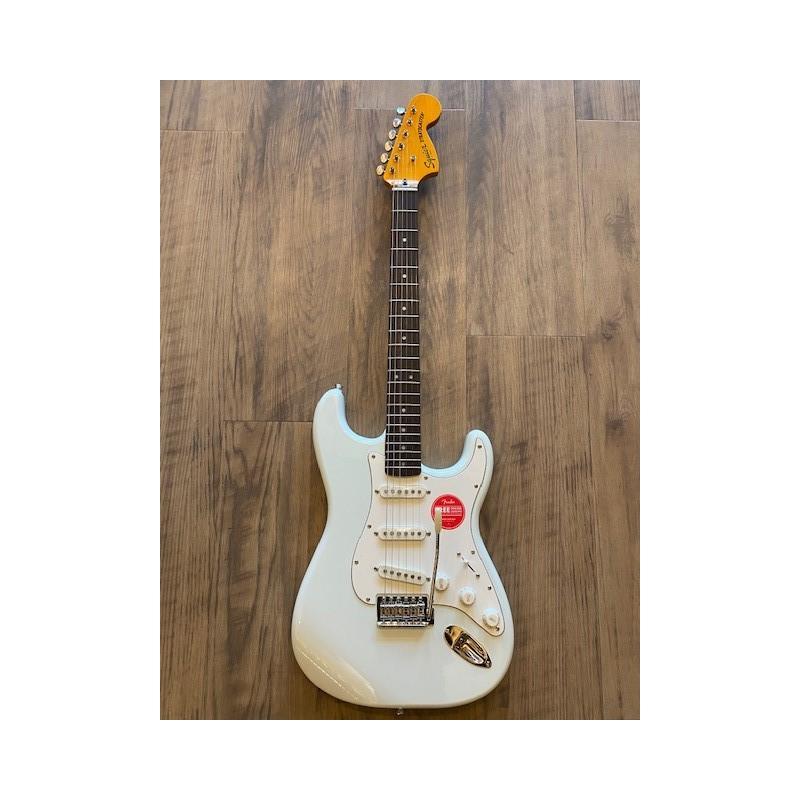 Squier FSR Classic Vibe '70s Stratocaster®, touche Laurel, Sonic Blue