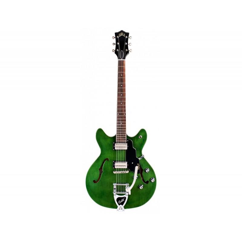 Guild Starfire I DC - Emerald Green