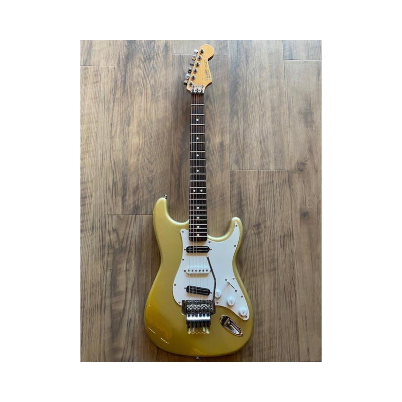 Stratocaster® with Floyd Rose® HSH