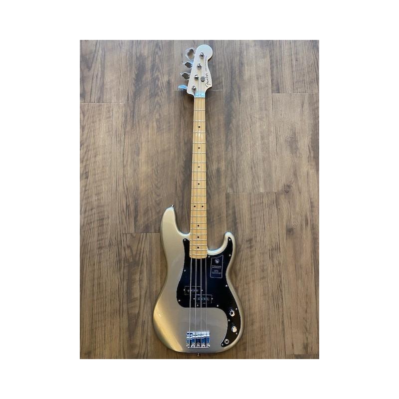 Fender 75th Anniversary Precision Bass®, Maple Fingerboard, Diamond Anniversary