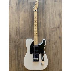 Deluxe Nashville Telecaster®, touche en érable, blond blanc