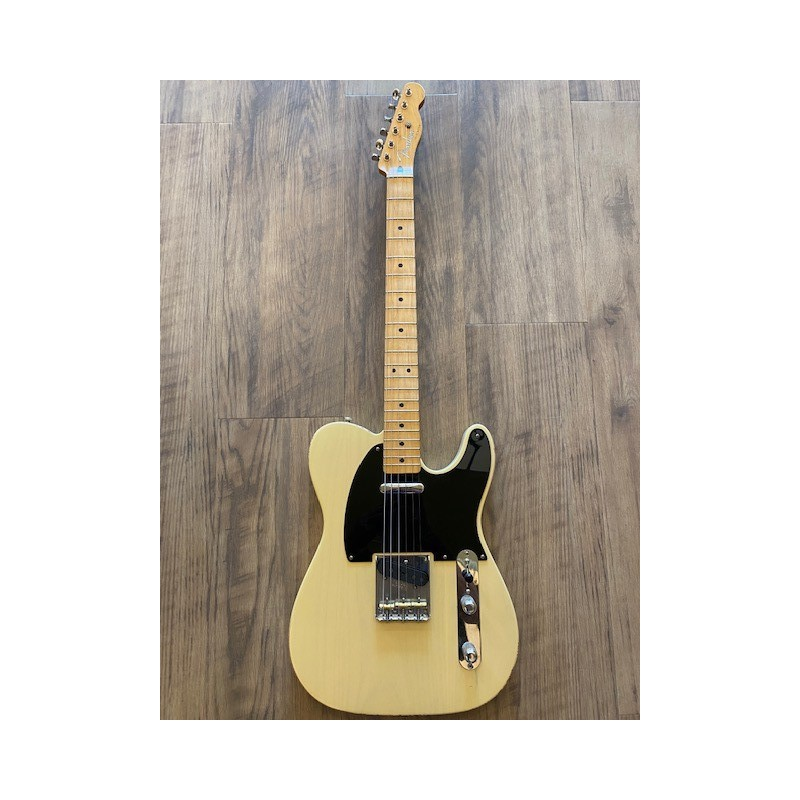 Fender Vintera Road Worn® '50s Telecaster®, Maple Fingerboard, Vintage Blonde