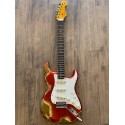 Custom Shop 1959 Stratocaster® Heavy Relic®, Rosewood Fingerboard, Super Faded Aged Candy Apple Red