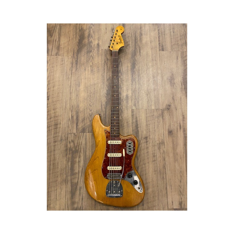 Fender Bass VI 1963 Naturel