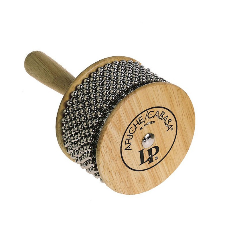 Latin Percussion Afuche Cabasa Standard Naturel - LP234A