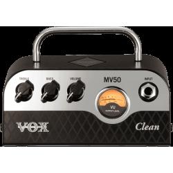 MV - Ampli 50W Nutube CLEAN