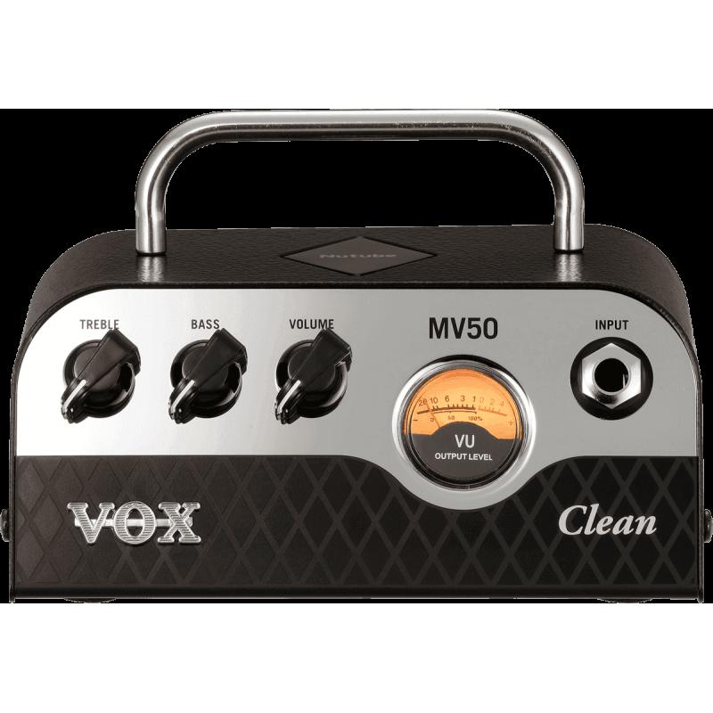 Vox MV - Ampli 50W Nutube CLEAN