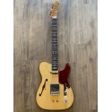 Custom Shop Limited Edition Knotty Pine Tele® Thinline, AAA Rosewood Fingerboard, Aged Natural