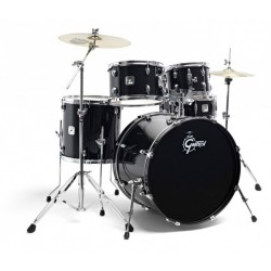 Gretsch GS1 Fusion Set - Liquid Black - GS1-E825K-LB