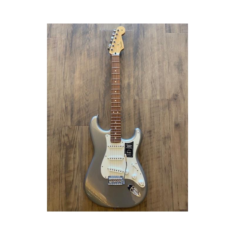 Fender Player Stratocaster®, Pau Ferro Fingerboard, Silver