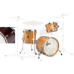 Gretsch USA Standard Shellset - Satin Walnut - GAS-J483-SWW