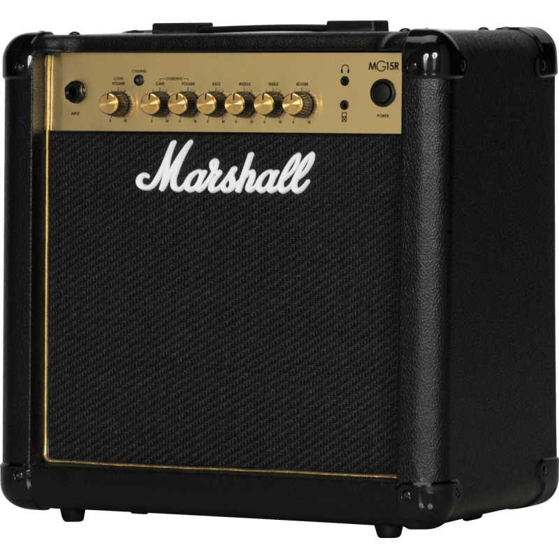 Marshall MG GOLD - Combo 15W avec reverb