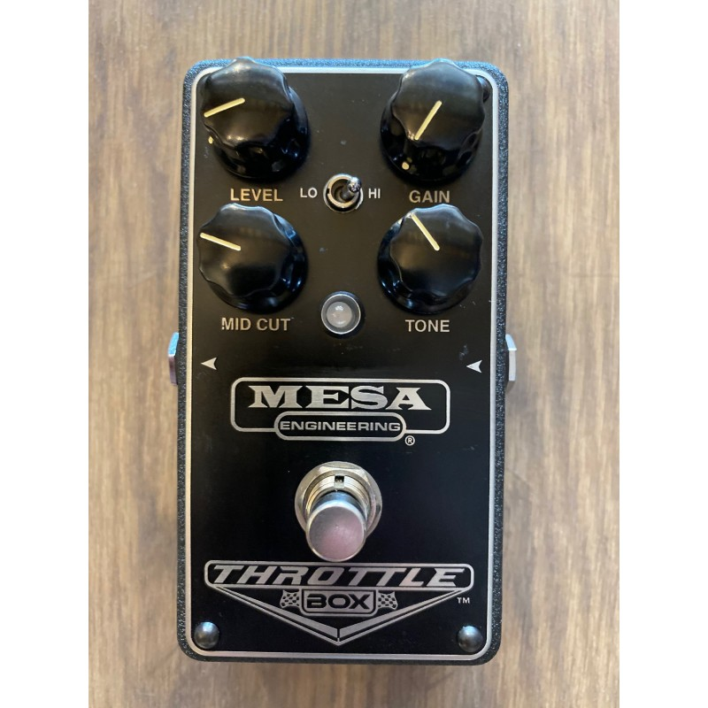 Mesa Boogie Throttlebox - Distortion