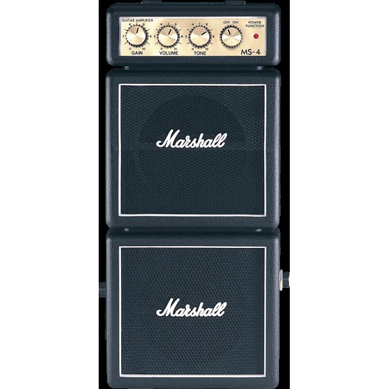 Marshall Mini-ampli MS4 2X2W