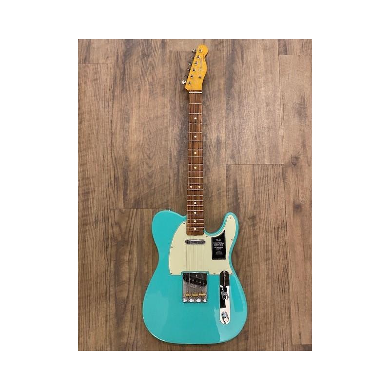 Fender Vintera® '60s Telecaster® Modified, Pau Ferro Fingerboard, Seafoam Green