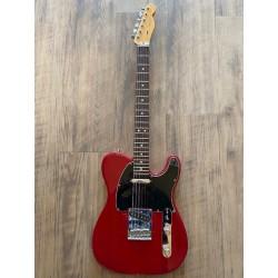 Telecaster® American Standard Crimson Red Transparent