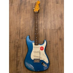 Squier Classic Vibe '60s Stratocaster®, Laurel Fingerboard, Lake Placid Blue